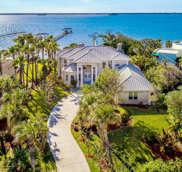 Single Family for Sale at 4660 S Highway A1a Melbourne Beach, Florida 32951 United States