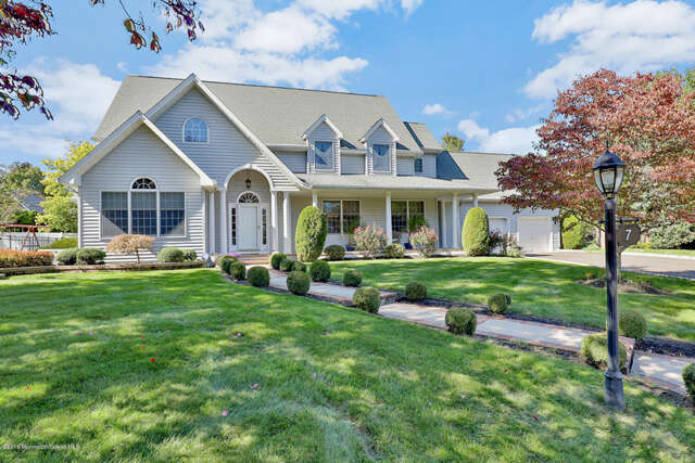Single Family for Sale at 7 Sequoia Court Brielle, New Jersey 08730 United States