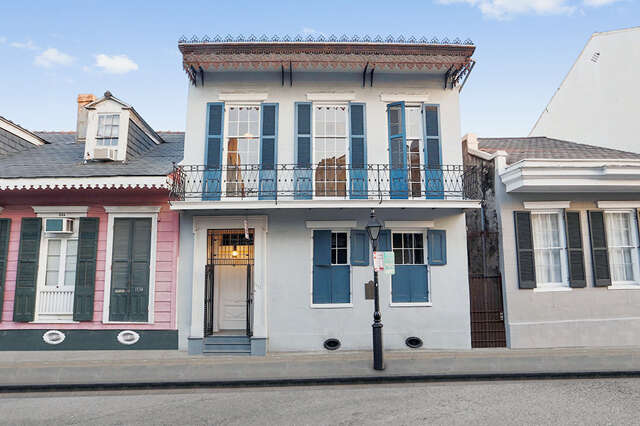 Single Family for Sale at 1132 Bourbon St New Orleans, Louisiana 70116 United States