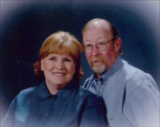 Sheryl and Bob Manning