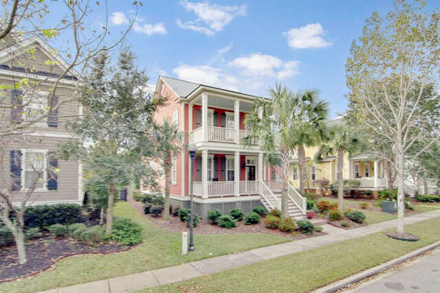 Single Family for Sale at 1809 Beekman Street Charleston, South Carolina 29492 United States