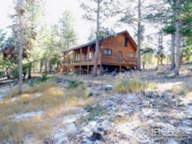 Single Family for Sale at 1193 Monument Gulch Way Bellvue, Colorado 80512 United States