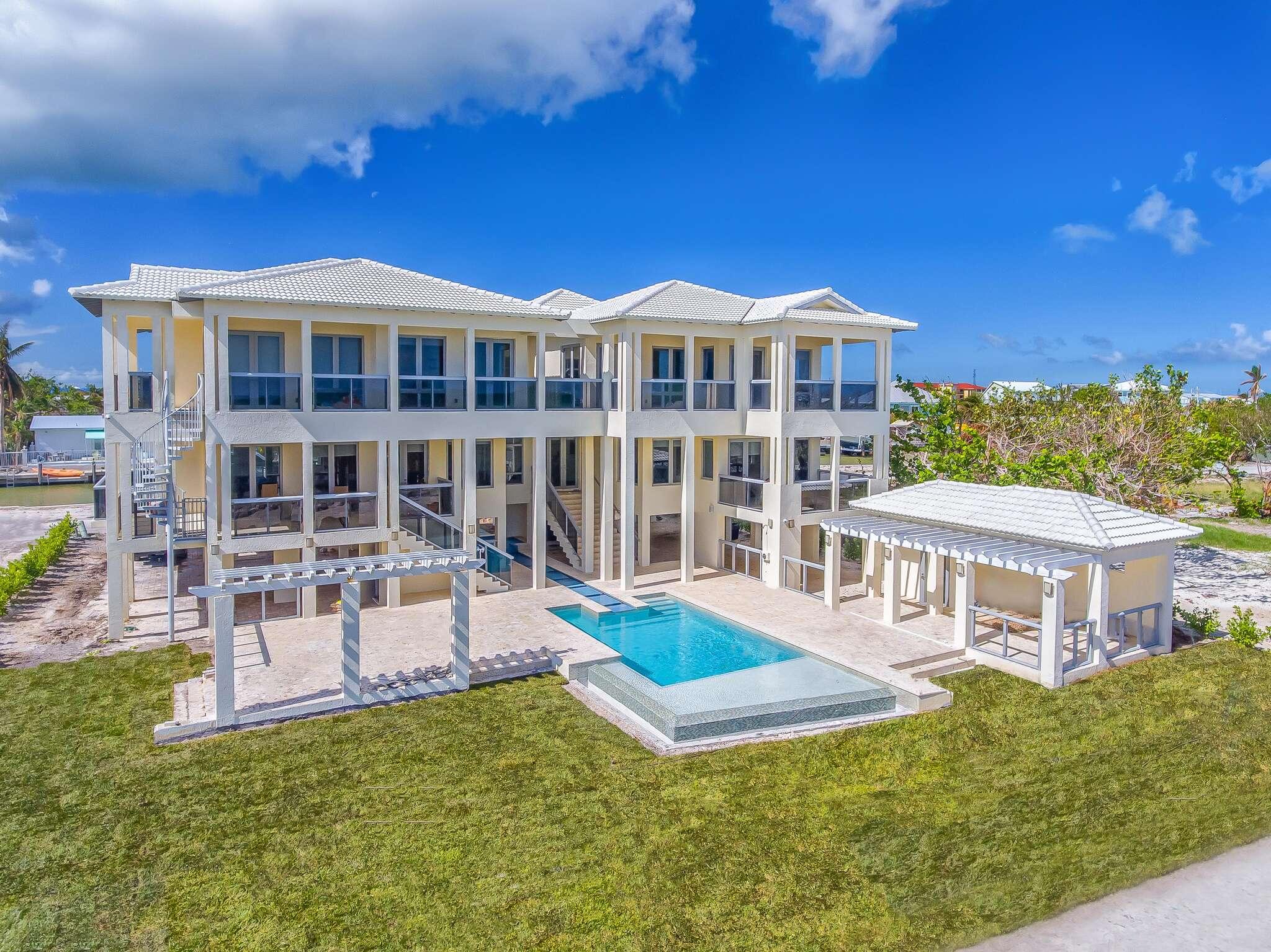 Single Family for Sale at 124 Sunrise Drive Marathon, Florida 33050 United States