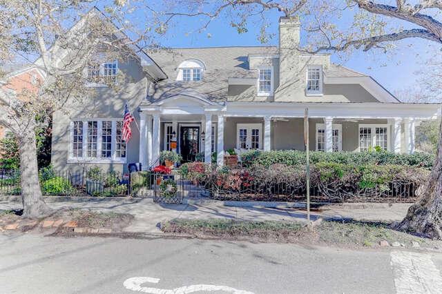 Single Family for Sale at 11 Rutledge Blvd Charleston, South Carolina 29401 United States