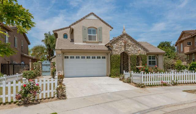 Single Family for Sale at 167 Bellafonte Court Camarillo, California 93012 United States