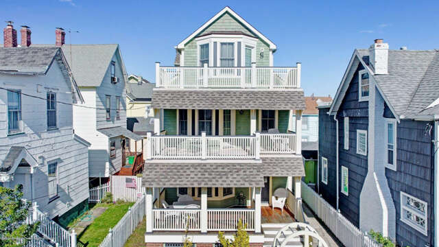 Single Family for Sale at 85 Pilgrim Pathway Ocean Grove, New Jersey 07756 United States