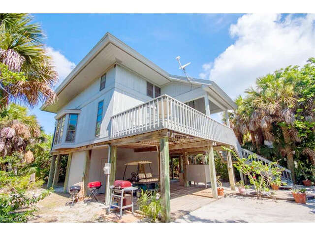 Single Family for Sale at 442 Gulf Bend Dr Captiva, Florida 33924 United States