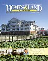 HOMES & LAND Magazine Cover. Vol. 09, Issue 02, Page 6.