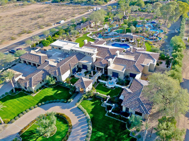 Single Family for Sale at 5335 N Wilkinson Rd Paradise Valley, Arizona 85253 United States