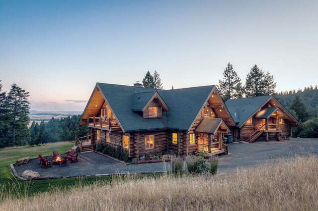 Single Family for Sale at 17442 S Painted Rose Rd Worley, Idaho 83876 United States