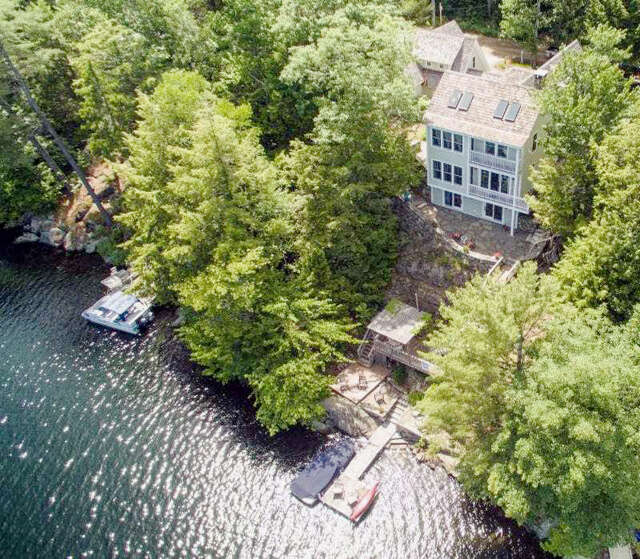 Single Family for Sale at 78 West Shore Road Nelson, New Hampshire 03457 United States