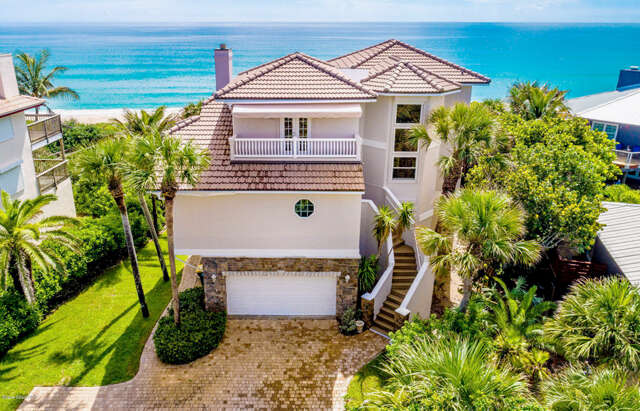 Single Family for Sale at 9095 S Highway A1a Melbourne Beach, Florida 32951 United States