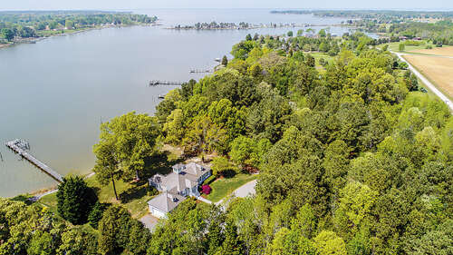 Single Family for Sale at 520 Peaceful Harbor Lane Hague, Virginia 22469 United States