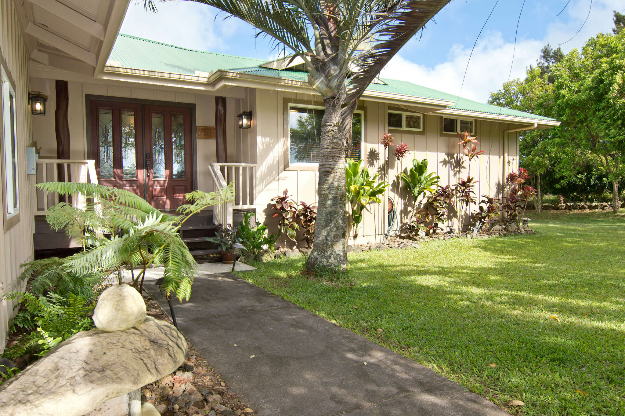 Single Family for Sale at 56-786 Kualapa Place Hawi, Hawaii 96719 United States