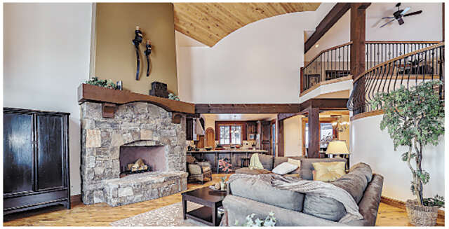 Resort / Waterfront for Sale at 391 Discovery Tamarack, Idaho 83615 United States