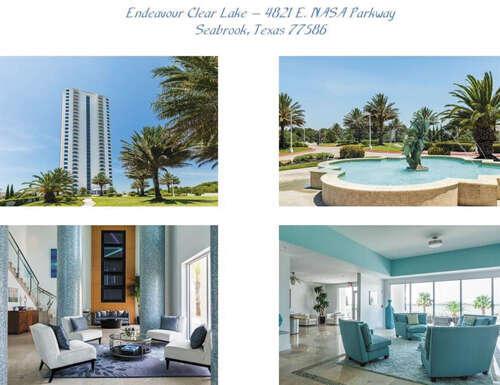 Condominium for Sale at 4821 E Nasa Parkway Ph3 Seabrook, Texas 77586 United States