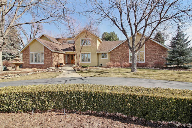Single Family for Sale at 1848 Homestead Rd Greeley, Colorado 80634 United States