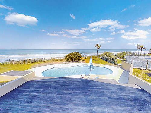 Single Family for Sale at 4963 S. Atlantic New Smyrna Beach, Florida 32169 United States