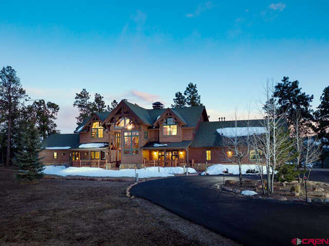 Single Family for Sale at 1000 Echo Canyon Ranch Lane Pagosa Springs, Colorado 81147 United States