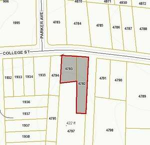 Land for Sale, ListingId:46769721, location: 0 College Street South Boston 24592