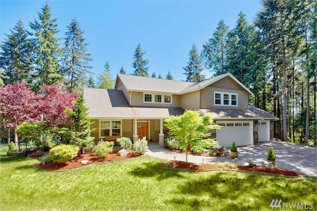 Home Listing at 20750 Indianola Rd NE, POULSBO, WA