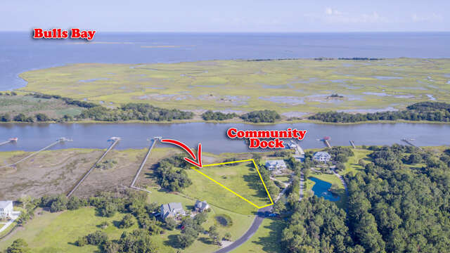 Investment for Sale at 2 Pelican Bay Drive Awendaw, South Carolina 29429 United States