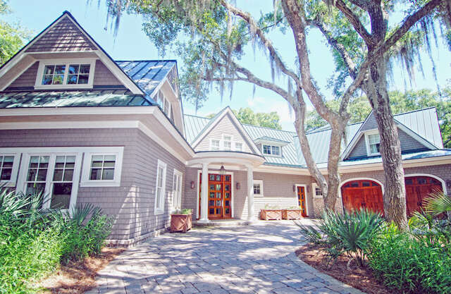 Single Family for Sale at 2402 High Hammock Road Seabrook Island, South Carolina 29455 United States