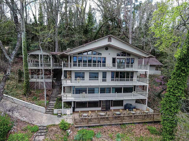 Single Family for Sale at 1011 Pine Island Point Scottsboro, Alabama 35769 United States