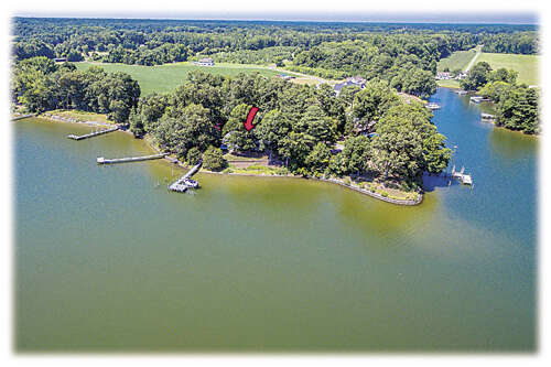 Single Family for Sale at 643 Flowering Fields White Stone, Virginia 22578 United States