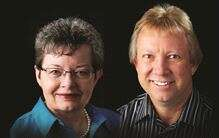 Sheila Pratt and Ron Littau