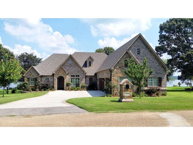 Single Family for Sale at 22165 Blue Water Rd Chandler, Texas 75758 United States