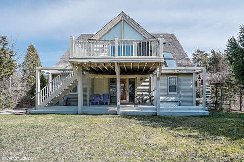 Single Family for Sale at 43 Point Hill Road West Barnstable, Massachusetts 02668 United States