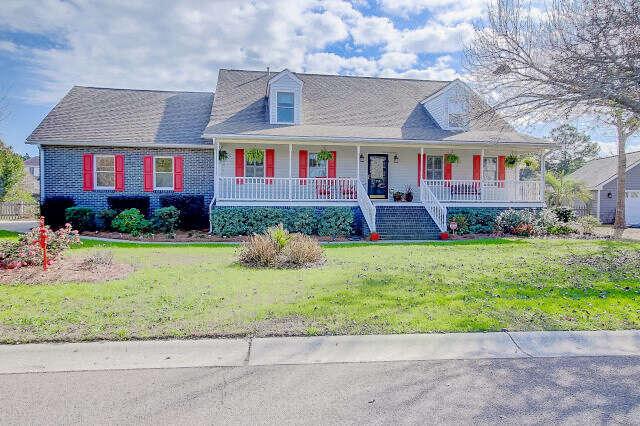 Single Family for Sale at 1359 Tidal Creek Cove Charleston, South Carolina 29412 United States