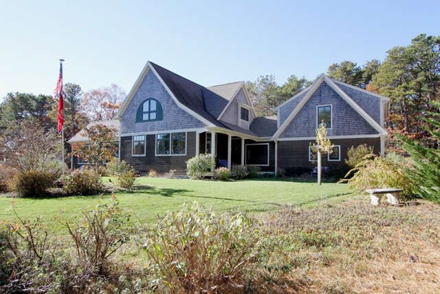 Single Family for Sale at 35 Ridge St. Extension Wellfleet, Massachusetts 02667 United States