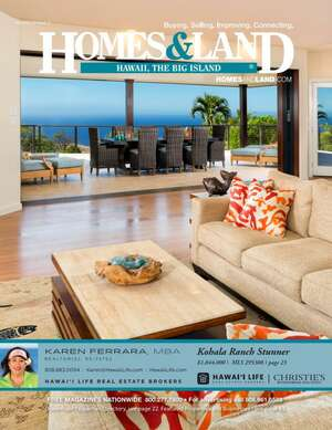 HOMES & LAND Magazine Cover. Vol. 27, Issue 05, Page 23.