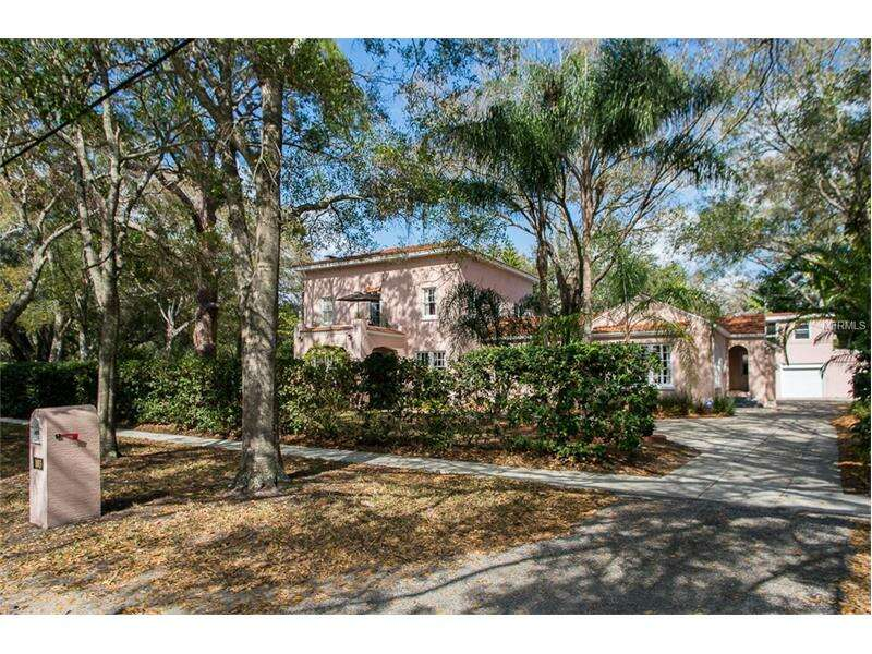 Single Family for Sale at 103 Arlington Avenue E Oldsmar, Florida 34677 United States