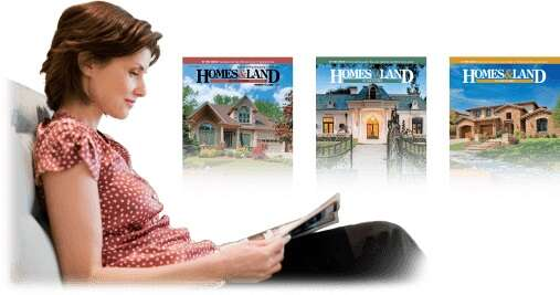 Homes And Land of Montreal Targeted Direct Mail