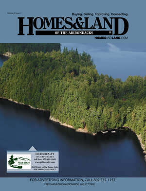 HOMES & LAND Magazine Cover. Vol. 09, Issue 01, Page 4.
