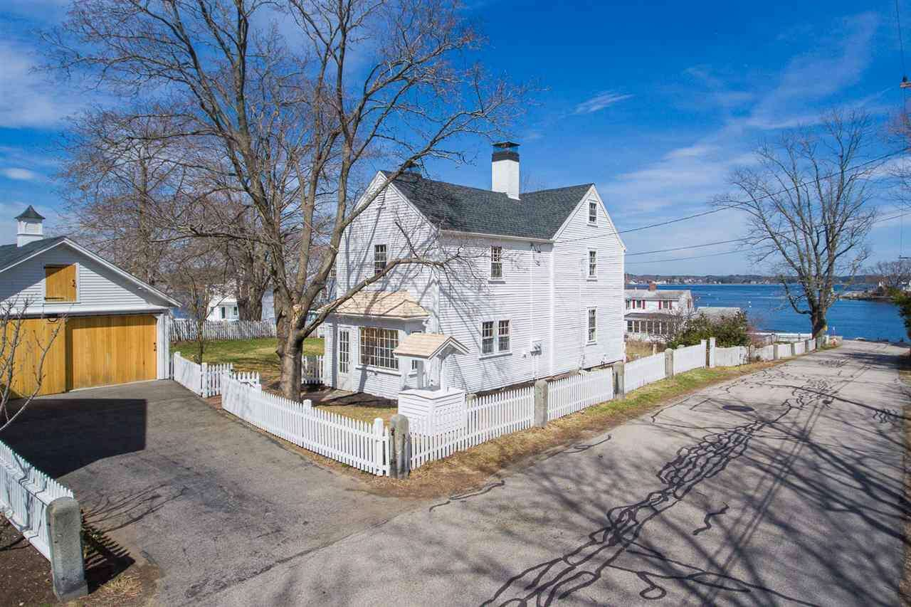 Single Family for Sale at 57 Oliver Street New Castle, New Hampshire 03854 United States