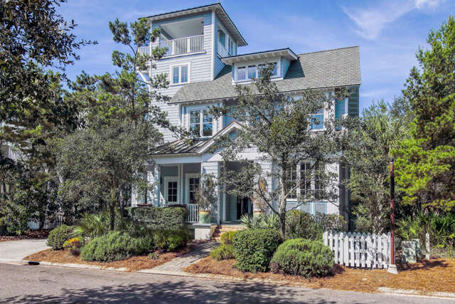 Single Family for Sale at 68 Coopersmith Lane Watersound, Florida 32461 United States