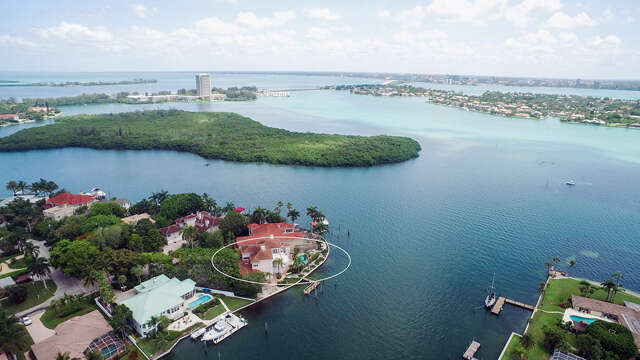 Single Family for Sale at 500 Keith Pointe Drive Sarasota, Florida 34236 United States