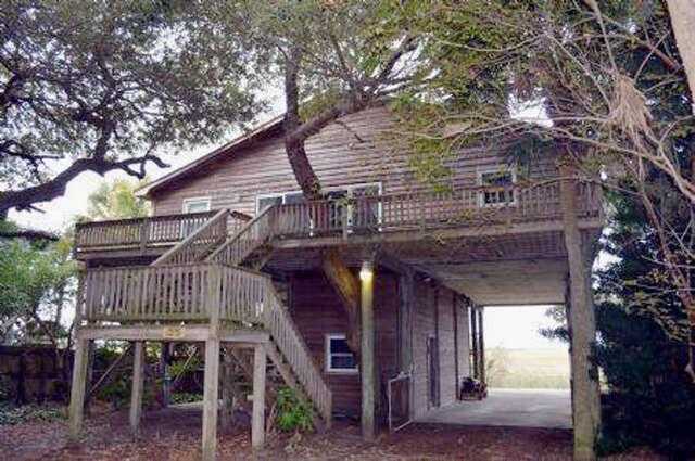 Single Family for Sale at 1710 E Ashley Avenue Folly Beach, South Carolina 29439 United States