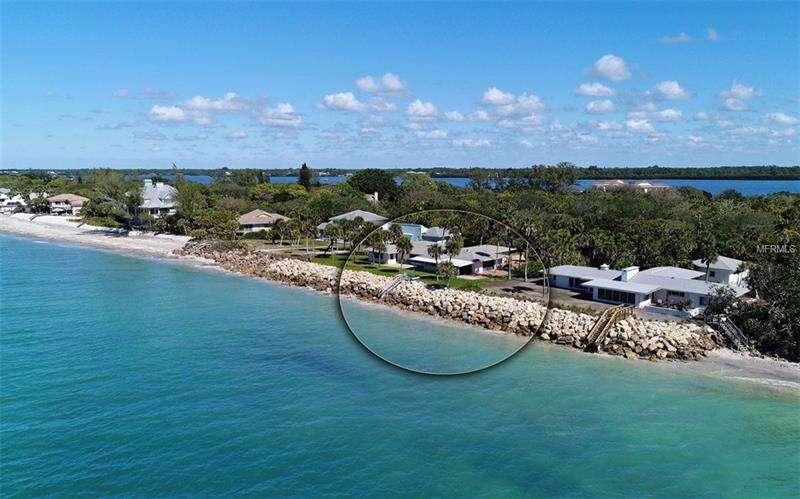Single Family for Sale at 7050 Manasota Key Road Englewood, Florida 34223 United States