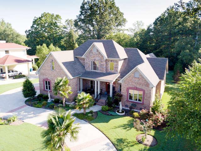 Single Family for Sale at 189 White Eagle Tr Ringgold, Georgia 30736 United States