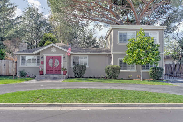 Single Family for Sale at 15485 Corinne Drive Los Gatos, California 95032 United States
