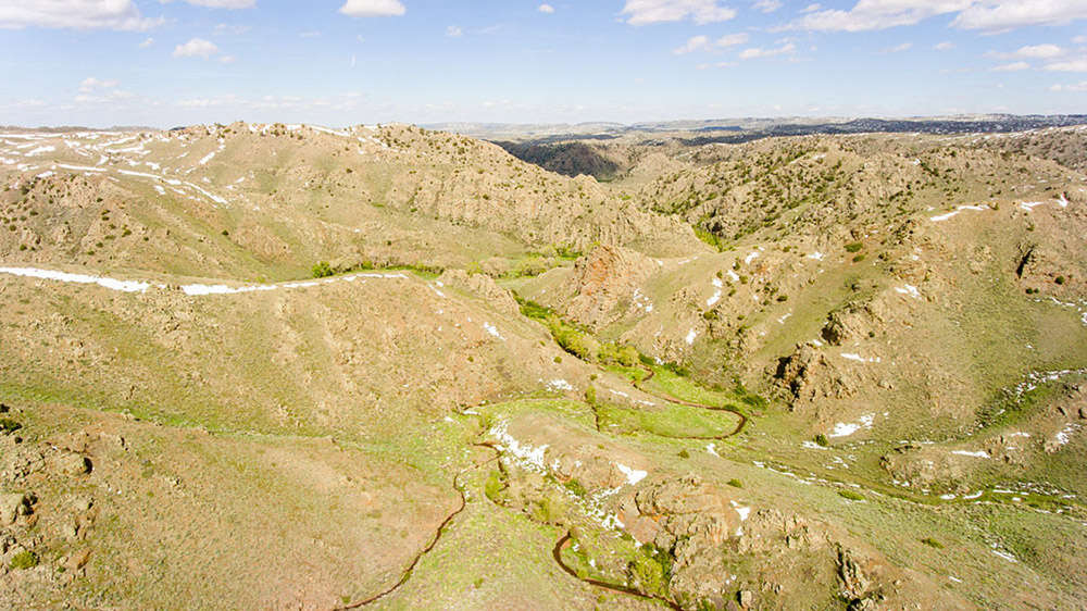 Investment for Sale at Sybille Canyon Ranch Wheatland, Wyoming 82201 United States