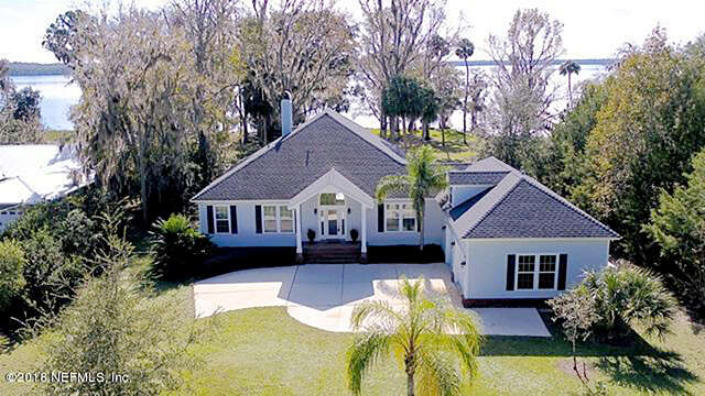 Single Family for Sale at 105 Teronda Rd Welaka, Florida 32193 United States