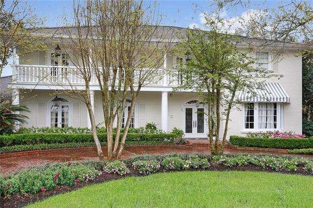 Single Family for Sale at 705 Fairfield Avenue Gretna, Louisiana 70056 United States