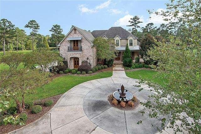 Single Family for Sale at 30360 Johnsen Road Covington, Louisiana 70433 United States