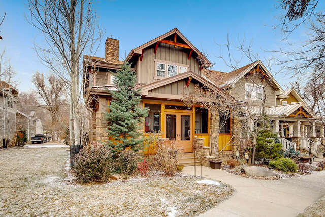Single Family for Sale at 2487 Mapleton Ave. Boulder, Colorado 80304 United States